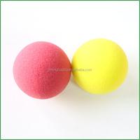Foam sponge ball toy gun