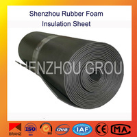 High Quality Insulation Pipe Rubber Foam Insulation for HVAC System