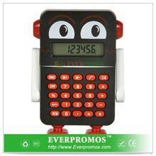 Novelty Design Robot Calculator For Fun