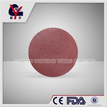 with velcro backing sanding disks wood grinding disc from yongkang