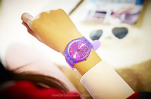 2015 China promotional and colorful a watch