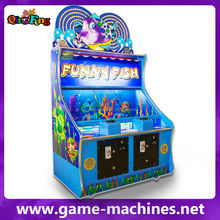 ML-QF535 good appearance & quality lottery amusement game machine Funny Fish