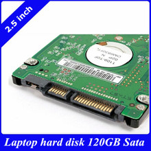 1 year warrany ,Stock new 2.5 inch laptop hard disk drive 120GB SATA 5400RMP 8MB 9.5mm brands optional