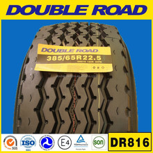 china factory direct wholesale truck tyre for trailers 385/65r22.5