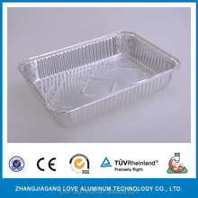 Disposable for Catering aluminum material and food use aluminum foil pan for catering