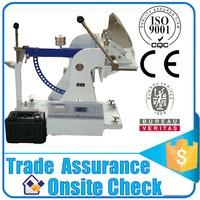 Digital cardboard puncture resistance tester