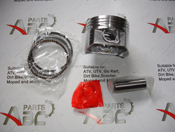 lifan 150cc piston ring 56.5mm Piston&Ring Fits150CC LIFAN Engine parts Atomik Pitbike Pro Thumpstar Dirt Bike
