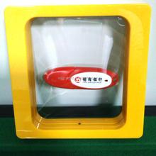 Creative gift packaging box frame for free logo metal mini pormo usb pen drivers