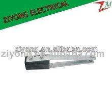 Alta resistencia de aleación de aluminio de la cuña tipo abrazadera