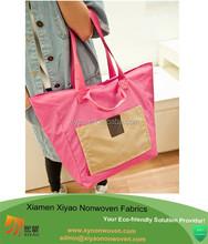 Reusable Storage ECO Friendly Travel Shopping Bag Grocery Bags Tote lady handbag