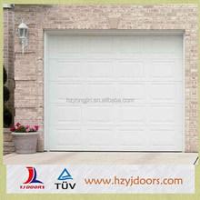used aluminum garage door with opener