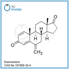 China Manufacturer Pharmaceutical Raw Material/ Chemical Raw Material/Breast Cancer Drugs CAS NO.107868-30-4
