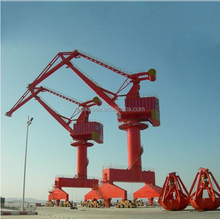 Professional and efficiency ship to shore container crane