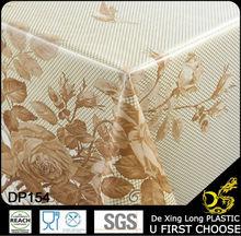 # DP154 pvc caliente de flores de lentejuelas diseño manteles