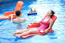 Hot New Products For 2015 Swimming Pool Floating Chair and Water Floating Sofa For Leisure and Relaxing