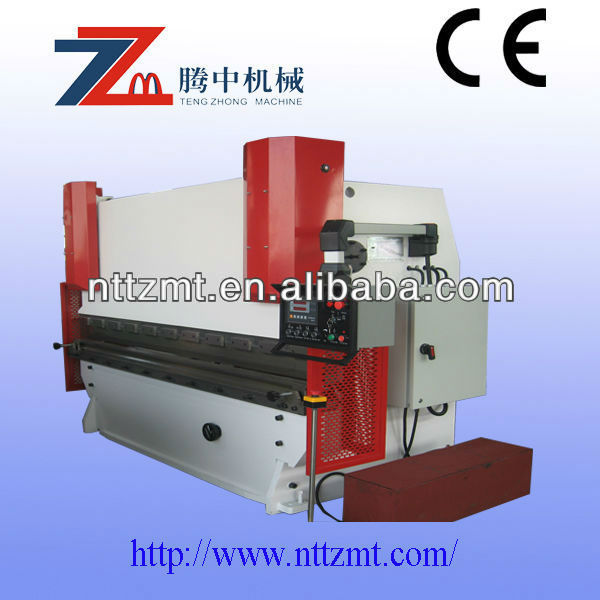 WC67Y-160T3200 maquina plegadora hidraulica