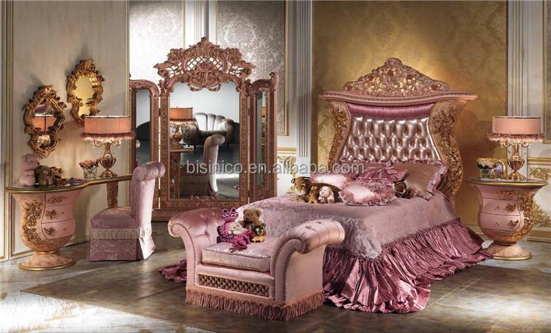 Europ enne meubles de la chambre royale italie style - Royal design muebles ...