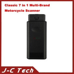2015 Classic 7 in 1 Multi-Brand Motorcycle Scanner Motorbike Repair Diagnostic Tool for Honda/YAMAHA/SYM/KYMCO/HTF/PGO/SUZUKI