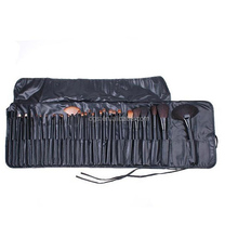 32 PCS Professional Portable Makeup Brushes Make Up Brushes Set Cosmetic Brushes Kit Makeup Tools With Cup Holder Case