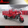 250cc engine powerful gasoline cargo five wheel tricycle with good quality