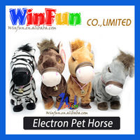 Amusing Child Toy Electronic Horse Pet Toys For Fun