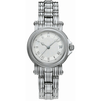 fashion small wrist stainless steel lady watch
