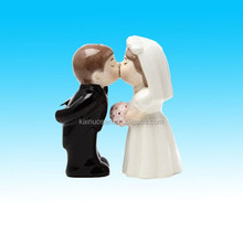 Hot Ceramic cake toppers wedding couple favors gifts