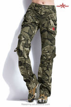 OEM manufacturer military style camo hunting pants