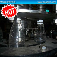 Mineral Water Processing with PET Bottling Plant