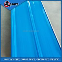 Large supply company Zinc/Aluzinc/color coated corrugated roofing sheets