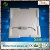 Factory price 45W aluminium panel light frame 600 x 600