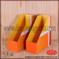 Good quality collapsible cardboard books display stands