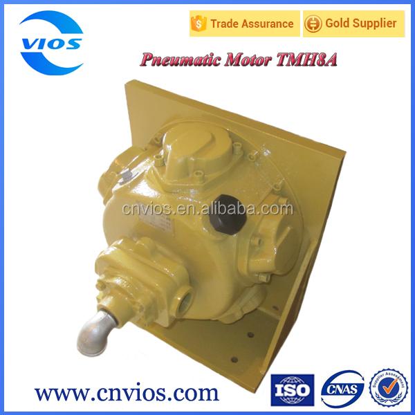 Wholesale hot sale air powered pneumatic motor watt drive for Air powered gear motor