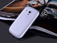 0.3mm Ultra Thin Slim Matte Frosted Transparent Clear Soft PP Cover Case For Samsung Galaxy s3 mini i8190