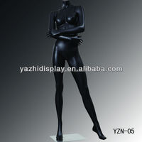 Cheap Lifelike Sexy Black Female Full Body Wholesale Mannequin YZN-05