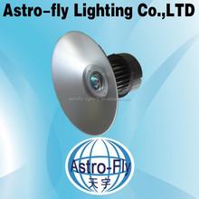 100W D160mm DP radiator led high bay light meanwell driverled sun bay canopy high bay led light