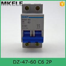 DZ47-60 C6 2P daftar harga mcb