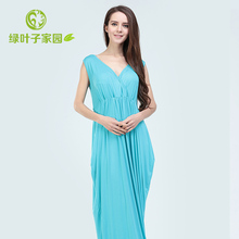 summer patterned popular wholesale western plus size maternity maxi dresses