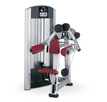 Commercial fitness equipment lateral raise XF07