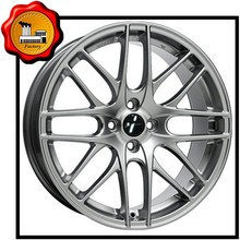 21*10.5 RAYS black forged aluminum chorme matt alloy wheel made in Japan ET +0 bolt pattern 98 pcd