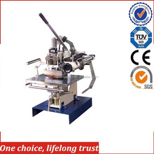 TJ-1 2015 Leather handbags hot stamping machine ladies bags hot stamping machine embossing equipment for small business at home
