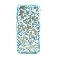 Made in china NEW style Attractive Unique Fashion Cool Crack Skull Hard Case Cover For Samsung S5/S4/S3