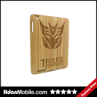 Wooden Wood Hard Back Cover Case for iPad 4 Wood Hard Case