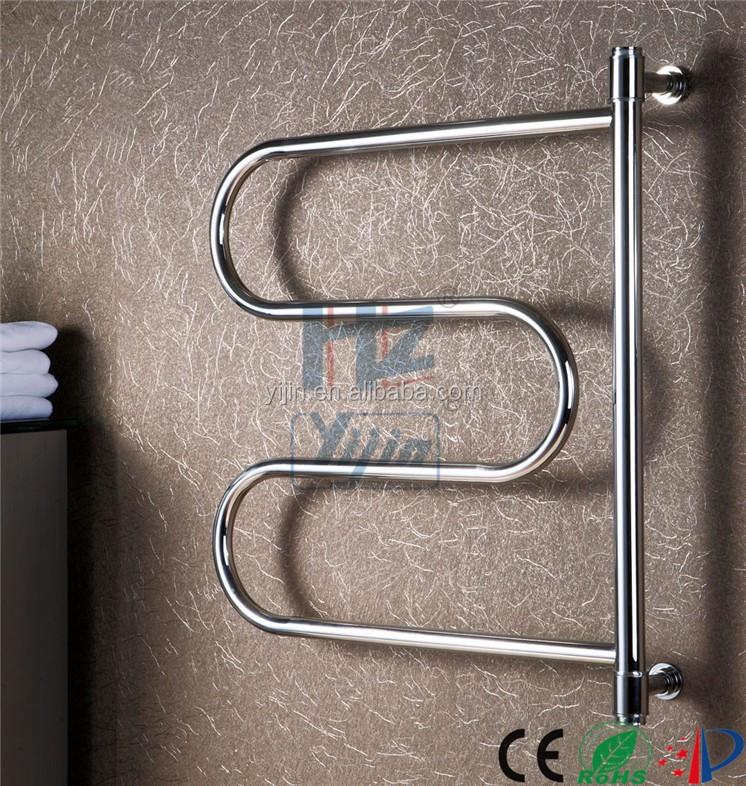 elektrische beheizte handtuchhalter handtuchw rmer bad. Black Bedroom Furniture Sets. Home Design Ideas