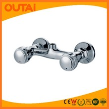 Chromed Bathroom Shower Mixers Tap