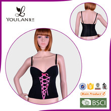 New Arrival Hot Comfortable Slimming Fat Girls Sexy Corset