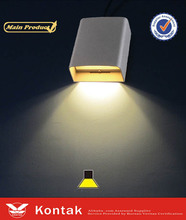 UL approved IP65 family colorful led wall light with low price