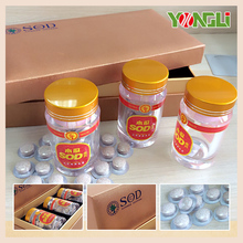 Nature made products wholesale organic papaya extract superoxide dismutase SOD in tablet form