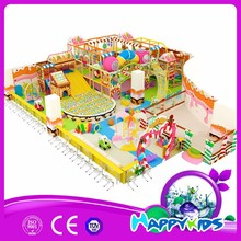 Happy kids indoor soft play area /used indoor kids playground
