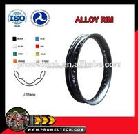 Motorcycle Parts: U 1.85 Motorcycle racing rim/Motorbike rim/Motorcycle color rim